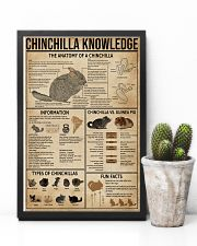 Chinchilla Knowledge 11x17 Poster lifestyle-poster-8