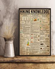 Hiking Knowledge 11x17 Poster lifestyle-poster-3