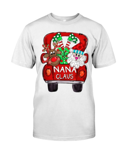 Nana Claus Family