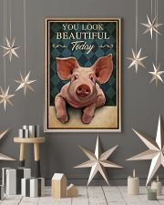 You Look Beautiful Today Pig 16x24 Poster lifestyle-holiday-poster-1