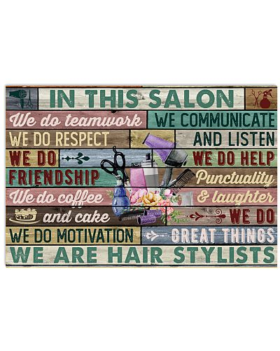 In This Office Hair Stylists