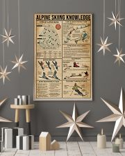 Alpine Skiing Knowledge 11x17 Poster lifestyle-holiday-poster-1