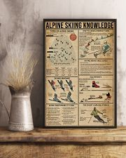 Alpine Skiing Knowledge 11x17 Poster lifestyle-poster-3