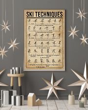 Skiing Techniques 11x17 Poster lifestyle-holiday-poster-1