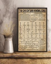 T'ai Chi Ch'uan Knowledge 11x17 Poster lifestyle-poster-3