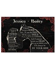 Personalized Horse You Are Not Just A Horse 24x16 Poster front