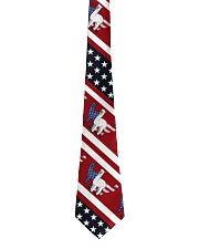Alpaca Us Flag Tie front