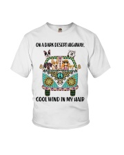 Dark desert highway Youth T-Shirt thumbnail