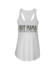 Boy Mama From Son Up To Son Down Ladies Flowy Tank thumbnail