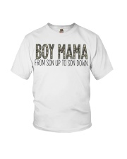 Boy Mama From Son Up To Son Down Youth T-Shirt thumbnail