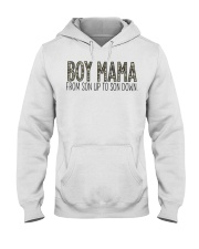 Boy Mama From Son Up To Son Down Hooded Sweatshirt thumbnail