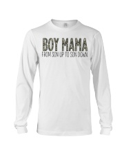 Boy Mama From Son Up To Son Down Long Sleeve Tee thumbnail