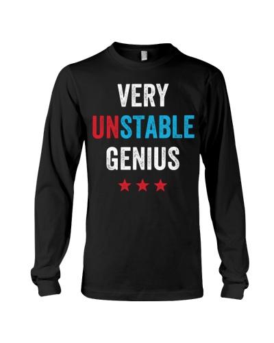 Trump-very unstable genius