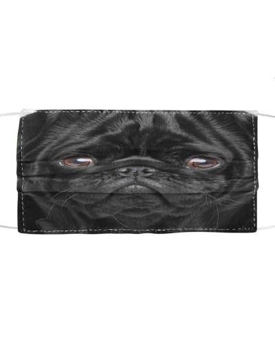 Pug Black