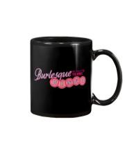 Audrey DeLuxe's Burlesque Bingo logo merch Mug front