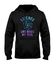 Science Like magic But Real Hooded Sweatshirt tile