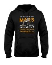 My Name Is On Mars Rover Hooded Sweatshirt tile