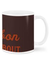 I Wonder If Bourbon Thinks About Me Too Mugs tile