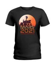 Mars 2021 Perseverance Ladies T-Shirt tile
