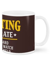 Excavating Hourly Rate Mugs tile