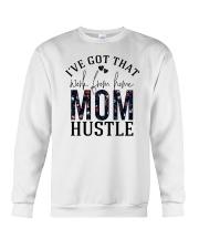 I've Got That Work From Home Mom Hustle Crewneck Sweatshirt tile