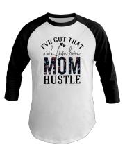 I've Got That Work From Home Mom Hustle Baseball Tee tile
