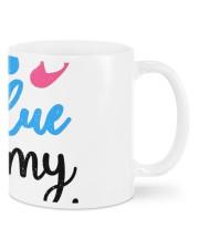 Pink Or Blue Mommy Loves You Mugs tile