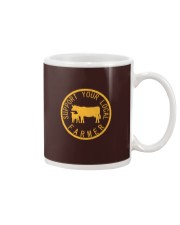 Support Your Local Farmers Mug tile