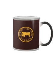 Support Your Local Farmers Color Changing Mug tile