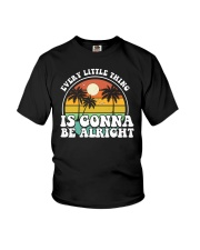 Every Little Thing Is Gonna Be Alright Youth T-Shirt tile