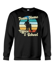Team Home Office And School Crewneck Sweatshirt tile