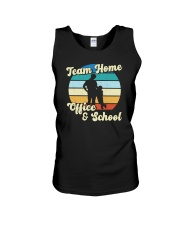 Team Home Office And School Unisex Tank tile