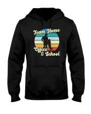 Team Home Office And School Hooded Sweatshirt tile