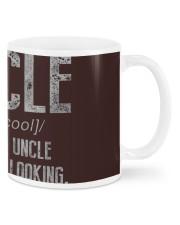 Huncle Like A Normal Uncle Mugs tile