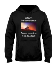 Mars Perseverance Rover Landing Feb 18 2021 Hooded Sweatshirt tile