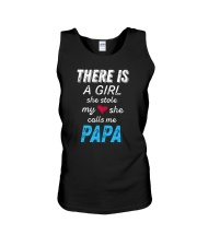 There Is A Girl She Stole My Heart Unisex Tank tile
