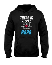 There Is A Girl She Stole My Heart Hooded Sweatshirt tile