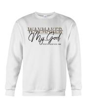 Way Maker Miracle Worker Christian Crewneck Sweatshirt tile