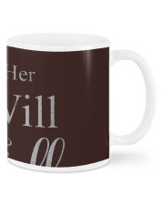 God Is Within Her She Will Not Fall Mugs tile