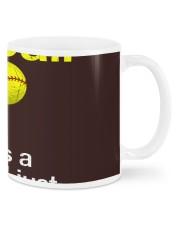 Softball Girl Definition Mugs tile