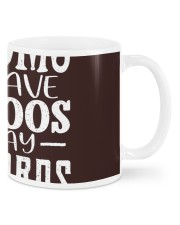 Some Moms Have Tattoos And Says Bad Words Mugs tile