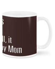 Kid Grandma Would Say Yes Mugs tile