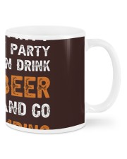 I Like Party And By Party I Mean Drink Beer Mugs tile