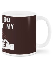 You Can't Tell Me What To Do Granddaughter Mugs tile