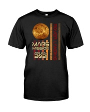Mars Mission 2021 Classic T-Shirt front
