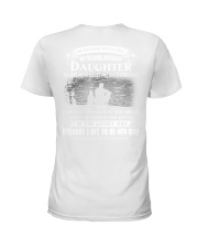 Dad and Daughter Ladies T-Shirt thumbnail