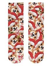 Christmas Socks  Crew Length Socks front