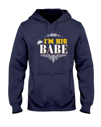 I'm His Babe