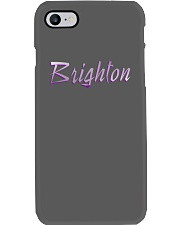 Brighton - purple sea Phone Case thumbnail