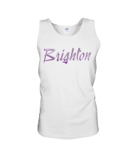 Brighton - purple sea Unisex Tank thumbnail